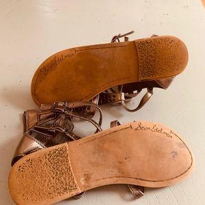 Sam Edelman Shoes - Children's Sam Edelman gladiator sandal sz. 4